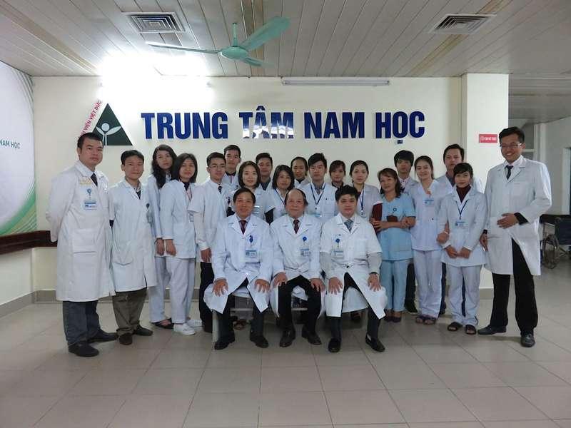 Bệnh viện Việt Đức – Trung tâm Nam học