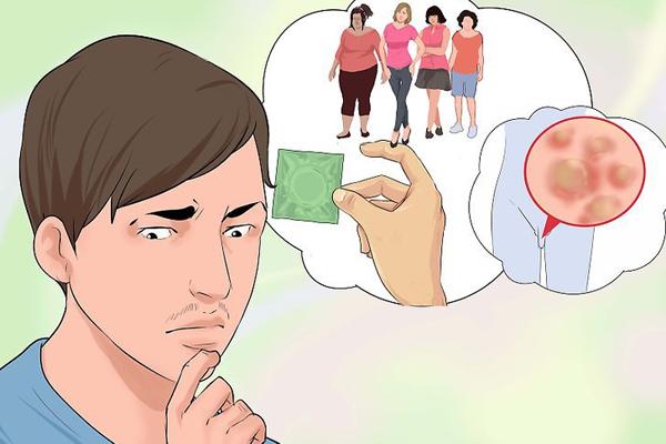 Dấu hiệu bệnh giang mai ở nam giới