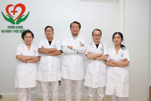 Phòng khám nam khoa uy tín